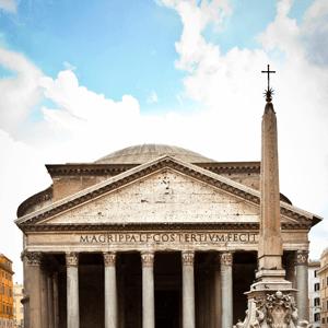 iscrizione pantheon