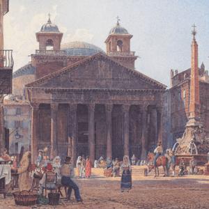 orecchie asino Pantheon