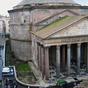 fossato pantheon