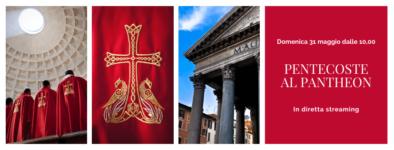 evento pentecoste pantheon